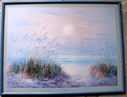 Wandbild mit Strandmotiv