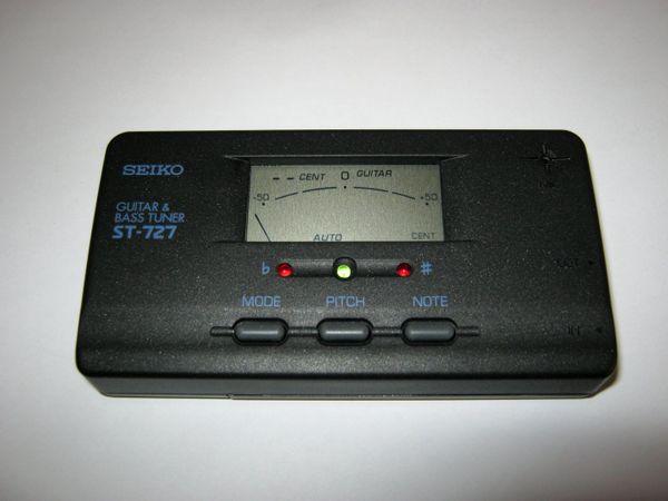 Stimmgerät Seiko ST -727