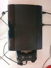 PS3 Super Slim 500GB schwarz