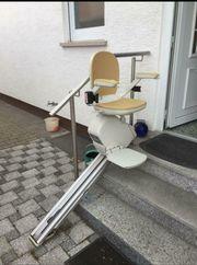 Unbenutzter Treppenlift Fabrikat SGmobil