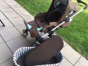 Kinderwagen mit Babyschale ABC Design