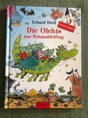 Kinderbuch Die Olchis aus Schmuddelfing
