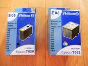 Pelikan-Druckerpatronen E05 E06 für Epson