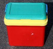 Kühlbox GioStyle Retro 70er Jahre