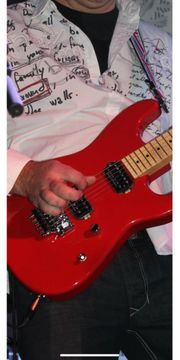 Gitarrist Lead Solo sucht Pop