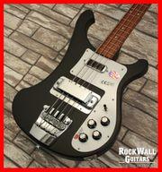 Rickenbacker 4003s Matte Black MBL