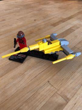 Bild 4 - LEGO Star Wars - Naboo Starfighter - München Großmarkthalle