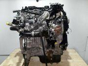 Engine Motor Ford Fiesta VI