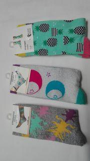 Socken 3 Paar für Mäd