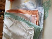 10 Handtücher Gästetücher Waschhandschuhe