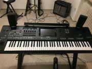 Yamaha Genos Komplett Set
