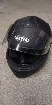 MTR Motorrad Helm Größe L