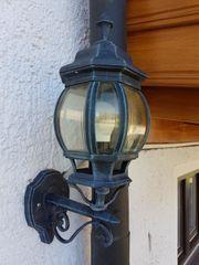 2 Stück Nostalgische Aussenlampe Wandlampe