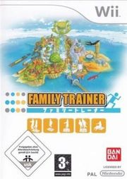 Wii - Family Trainer mit interaktiver