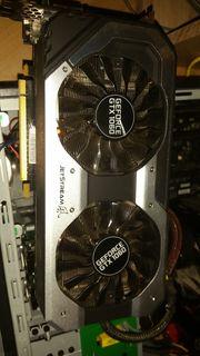 Geforce GTX 1060 6GB Palit