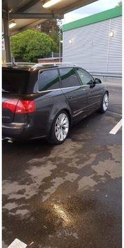 Audi A4 S Line Le