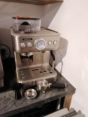 Espresso Maschine Ambiano mit integrierten