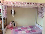 PAIDI Kinderbett Himmelbett in Top-Zustand