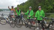 Geführte Pedelec-Radtouren im Bergischen Land