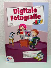 Buch Digitale Fotografie für Kids