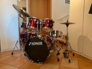 Schlagzeug Marke Sonor Force 507