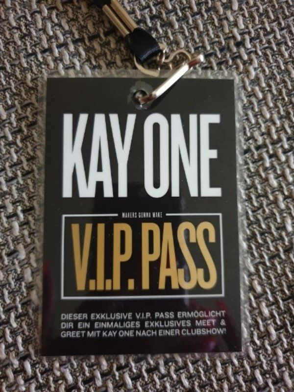VIP Pass Kay One