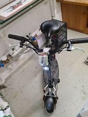 Elektroroller e-scooter
