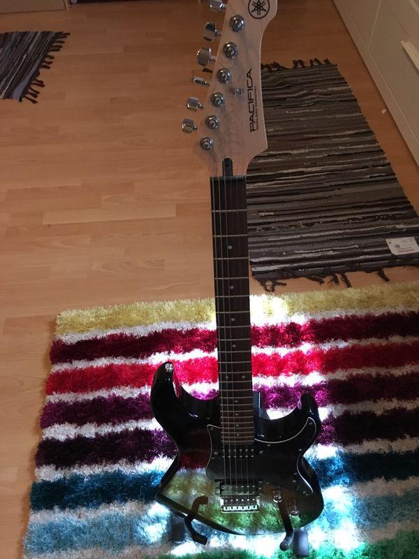 E-Gitarre Yamaha Pacifica