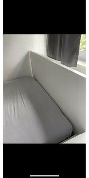 Ikea Malm Bett inkl Lattenrost