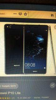 Huawei P10 Lite Topzustand
