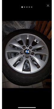 BMW Winterreifen mit 195 55