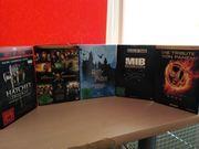 DVD Sammler Boxen 5 Stück