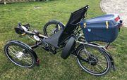 AnthroTech Trike mit Motor - sehr
