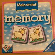 Ravensburger Spiel - Mein erstes Memory