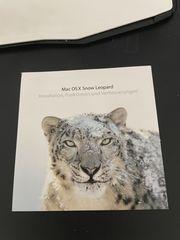 Mac OSX Snow Leopard Install