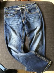 Camp David Herren Jeans dunkelblau