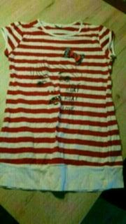 Long Shirt in Gr 164
