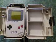 Gameboy classic mit Transportkoffer