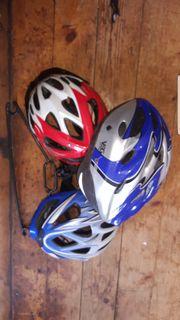 3x Fahrradhelm Kinder Fahrrad Helm