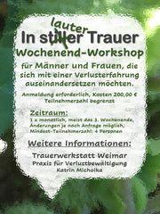 Workshop zur Trauer Trauerhilfe