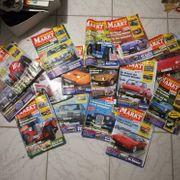 25 Oldtimer Markt Hefte 1996-1999