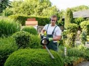 Gartenarbeit rund ums Haus