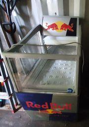 Kühltruhe Red Bull
