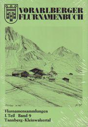 Vorarlberger Flurnamenbücher