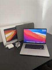Apple MacBook Pro 16 - inkl