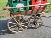 Bollerwagen Leiterwagen tolles Teil sehr