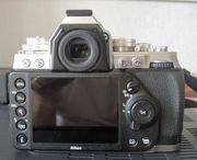 Nikon Df Geh silber mit