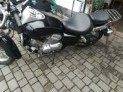Motorrad shadow