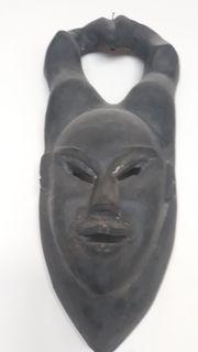 Einzigartige afrikanische Holz-Masken Paket 5