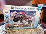 NEU OVP Monstertrucks Puzzle 300